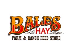 Bales Hay Sales